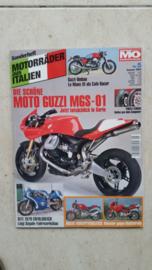 Motorräder aus Italien.