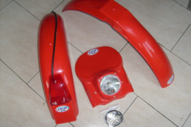 70-76 GS Enduro plastik kit Preston.