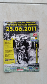 Classic Geländefahrt Zschopau 2011