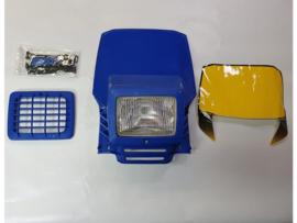 Stilmotor Lamp V1 blauw.