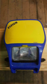 HUSABERG OEM Headlamp Acerbis New Old Stock.