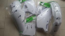 91 YAMAHA YZ125 Komplete plastik kit.