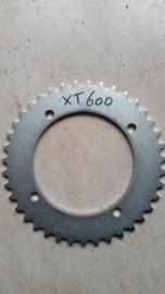83-03 YAMAHA XT600 Rearsprocket steel 39t.