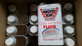 Moto Air filter olie.