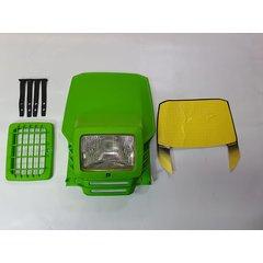 Stilmotor Lamp V1 groen.
