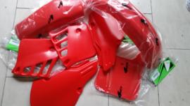 85-86 HONDA CR250 Komplete plastik kit.