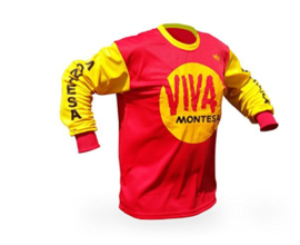 MX-shirt vintage Montesa XL.