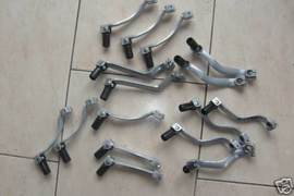 87-95 YAMAHA YZ125 Versnellings pook.
