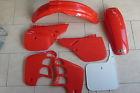 88-89 HONDA CR250 Komplete plastik kit.