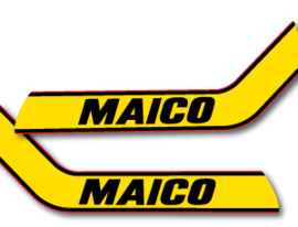 79 MAICO Tank stikkers.