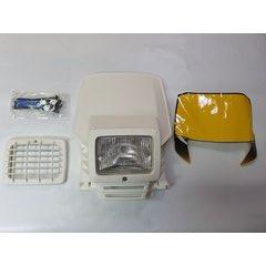 Stilmotor Lamp V1 wit.