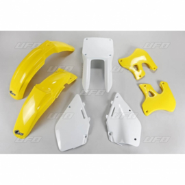 96-98 SUZUKI RM125 RM250 Komplete plastik kit.