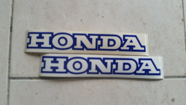 HONDA CR Swingarm stikker set.