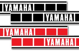76-80 YAMAHA YZ Tank stikkers.