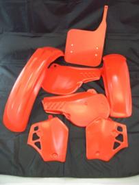 83 HONDA CR250 Komplete plastik kit.