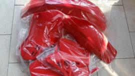 84 HONDA CR125 Komplete plastik kit.