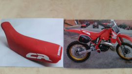 89 HONDA CR 125 250 Seatcover OEM print.