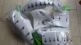 91 YAMAHA YZ250 Komplete plastik kit.