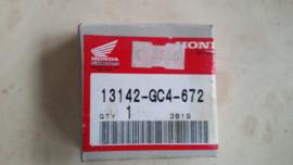 HONDA CR80 Pistonring set origineel 13142-GC4-672