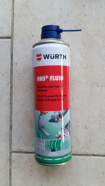 Würth Ketting spray.