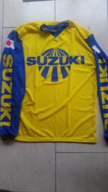 Retro MX-shirt.Husqvarna KTM Maico SWM Honda Suzuki.
