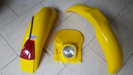 75-81 SUZUKI RM80 RM100 RM125 Enduro plastik kit.