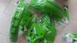 96-02 KX500 Komplete plastik kit.