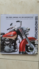 The first century of the motorcycle.