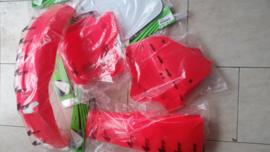 93-94 HONDA CR125 Komplete plastik kit.