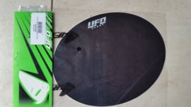 MX Numberplate decal Dekor black UFO.