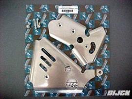 90-92 HONDA CR125 Frame beschermers.