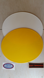 PRESTON PETTY MX Numberplate yellow white.