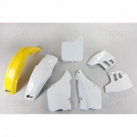 92 SUZUKI RM125 Komplete plastik kit.