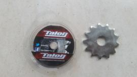 77-83 ROTAX 125-280 Voortandwiel 15 Talon.
