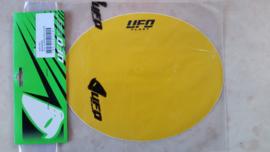 MX Numberplate decal Dekor UFO.