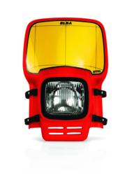 ACERBIS ELBA Voorlamp rood.