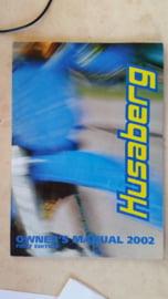 Husaberg 2002 Owners manual.
