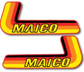 82 MAICO Tank stikkers.
