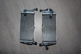 85-88 HONDA CR125 Radiator set.