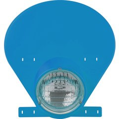 PRESTON PETTY Koplamp blauw.