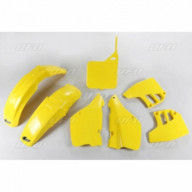 89-91 SUZUKI RM250 Komplete plastik kit.