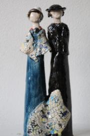 Zeeuws echtpaar keramiek