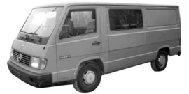 Mercedes MB100 W631