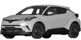 Toyota C-HR  11/2016+