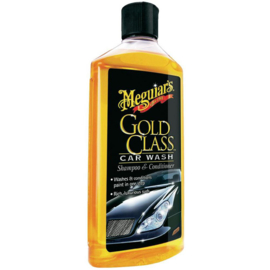 Gold Class Car Wash Shampoo and Conditioner
