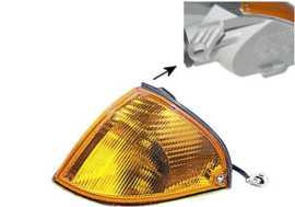 Knipperlicht Subaru Justy 1995 tot 1997 Links (Oranje)