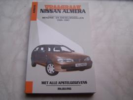 Vraagbaak Nissan Almera 1995-1997