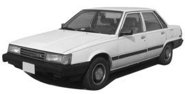 Toyota Camry 1982 tot 1988
