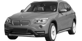 BMW X 1 08/2012 - 2015