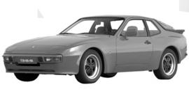 Porsche 944 1981-1991